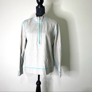 Tommy Bahama Half Zip Pullover